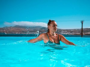 Best pool exercises for summer